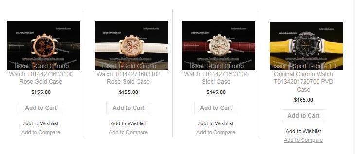 Tissot Replica Watches